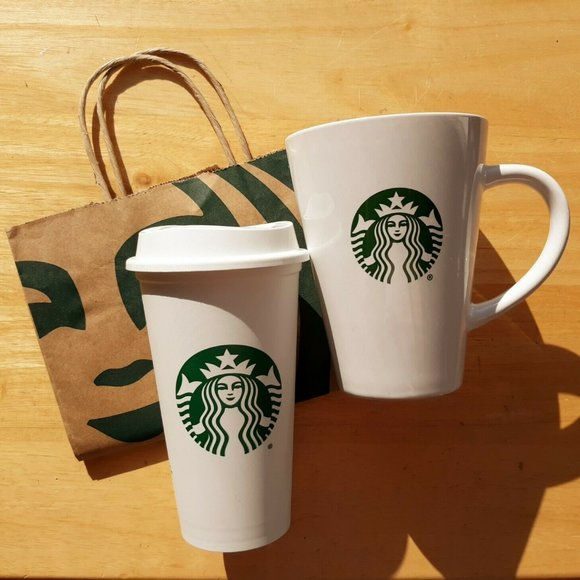 Vintage Starbucks Gift Set